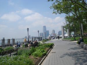 Battery Park City, NYC
