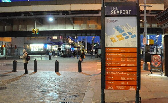 Seaport / Fulton