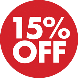 15% Off Coupon Code