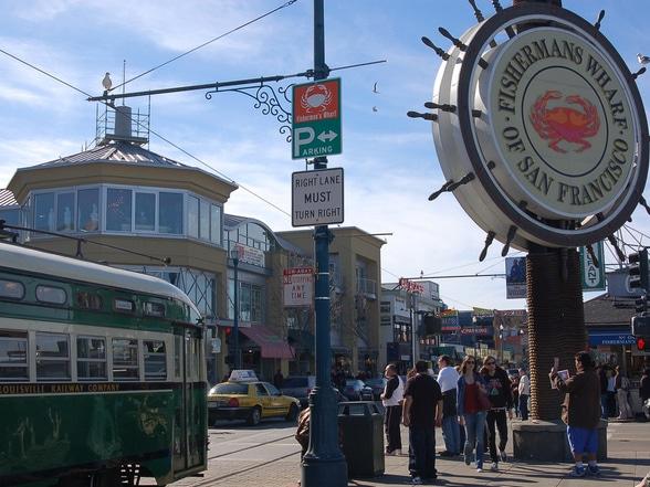 Cheap Car Rentals San Francisco Fisherman