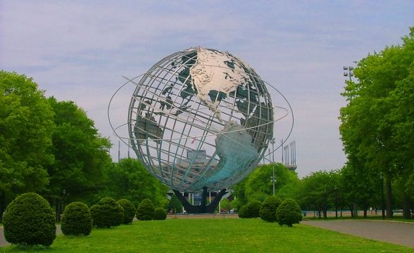 Flushing Meadows Queens Nyc May 2020