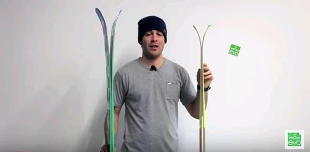 How to Choose Ski Rocker Type