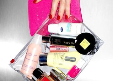 How to Pack Makeup for Travel