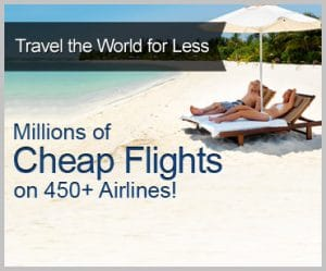 cheapoair flight promo