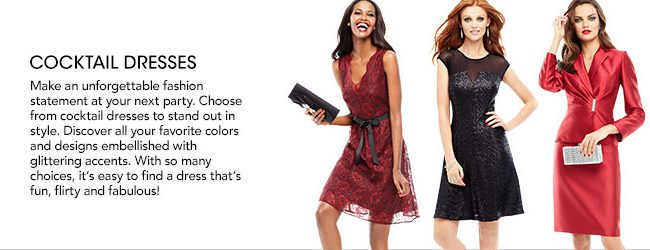 Macy's Womens Clothing