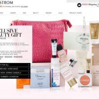 Nordstrom online global e-commerce