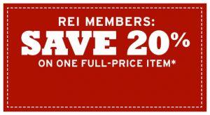 rei member coupon dates