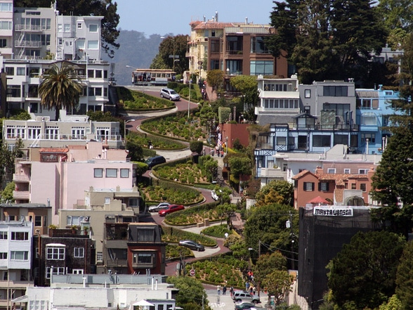 Russian Hill San Francisco Neighborhoods Rentals Travel ...