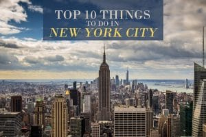10 Things to Do in New York City