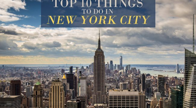 10 things to do in new york city three things not to for Things to do in new york city with toddlers