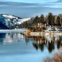 Exploring Big Bear Lake, California