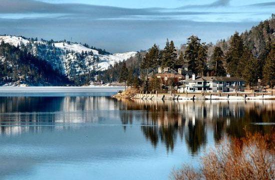Exploring Big Bear Lake, California