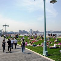 Top Five Beautiful Riverside Parks in New York's Mid-hudson Valley