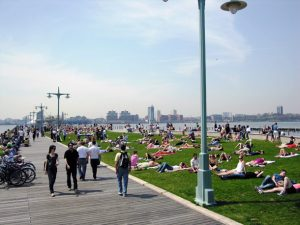 Hudson Waterfront Park