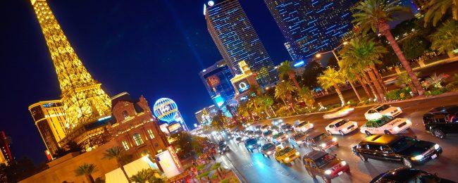 Road Trip in Vegas
