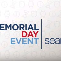 Sears  Memorial Day Event