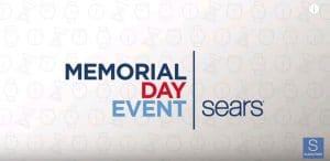 Sears Memorial Day