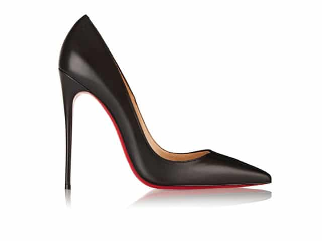 CHRISTIAN LOUBOUTIN So Kate Leather Pumps