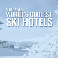 worlds best ski hotels