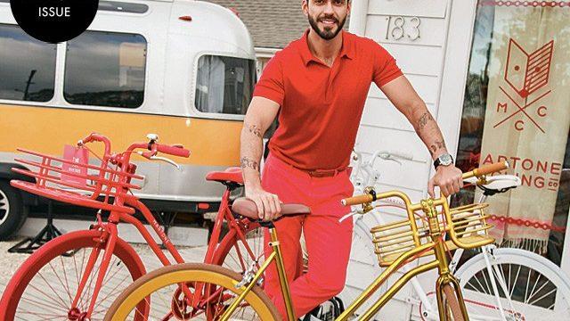 Lorenzo Martone's NYC Bicycle Essentials