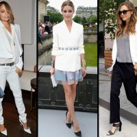 Rock A White Dinner Jacket This Spring