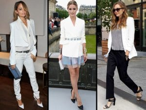 Rock A White Dinner Jacket