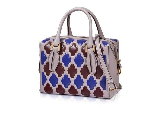 TOD'S D-Cube Mini Bowler Bag