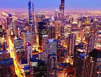 Travel in chicago