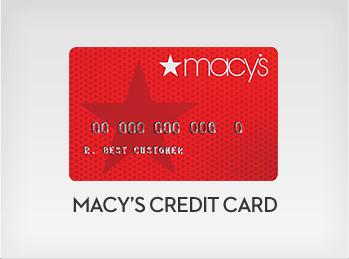 macy's card