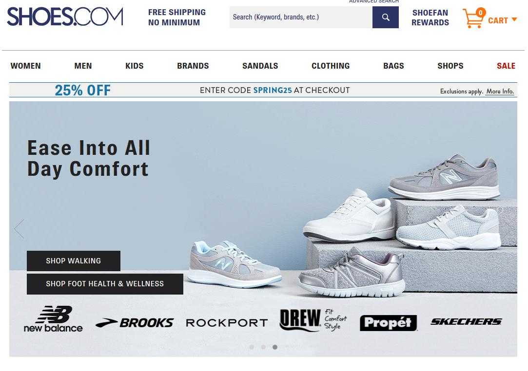 Shoes.com shoes