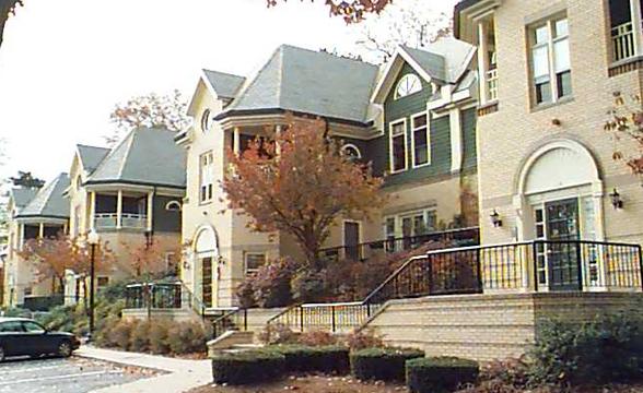 High Street Hill