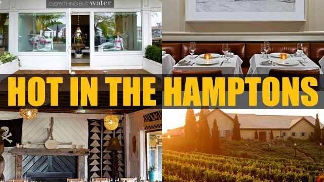 Hamptons Travel Spots
