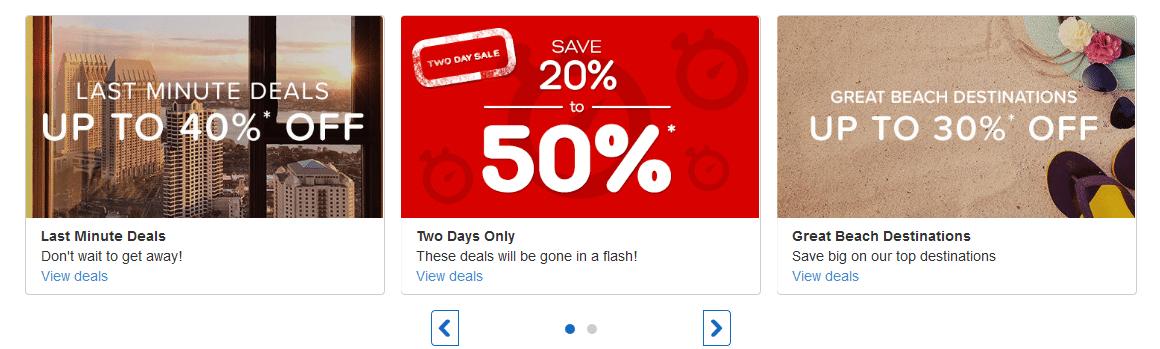 Hotels com Discount