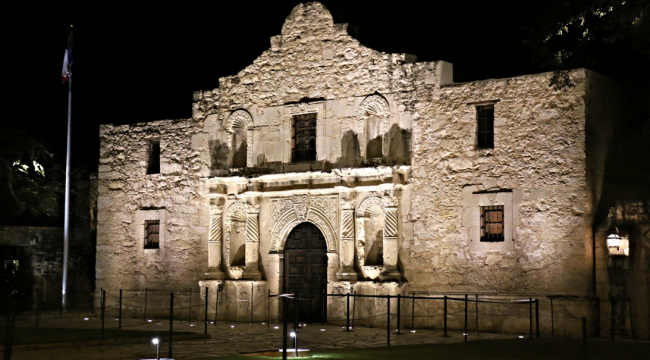 Explore the Alamo in San Antonio, Texas