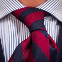 Learn How to Wear Striped Ties: Types, Colors and Combinations