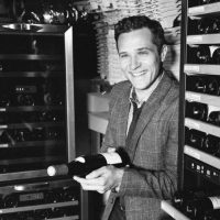 Check Out Castle Star Seamus Dever's Wine Collection