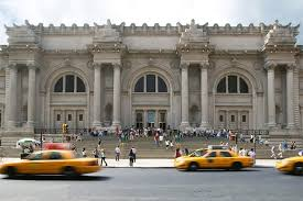 Metropolitan Museum on Fifth Avenue