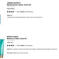 Sephora Travel Kits