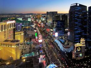 Sightseeing in Las Vegas