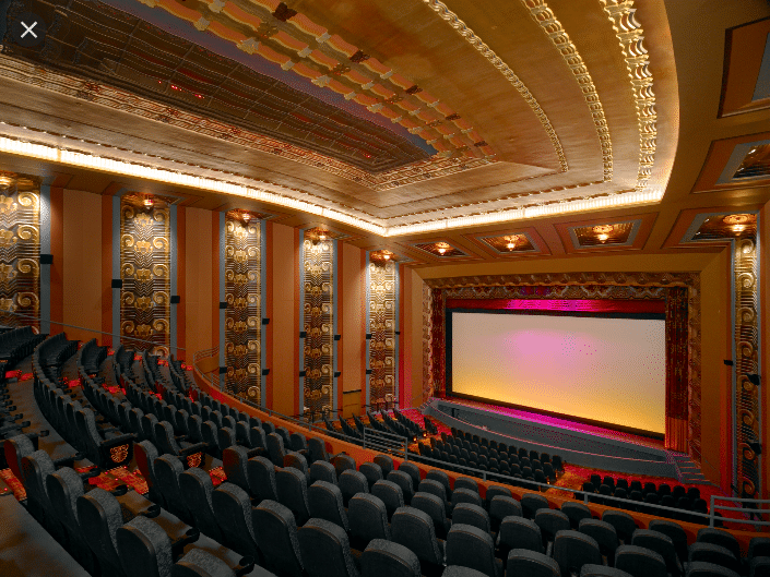 inside the Alameda Theatre