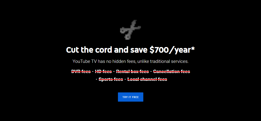Cutting The Cord On Cable With Youtubes Live TV