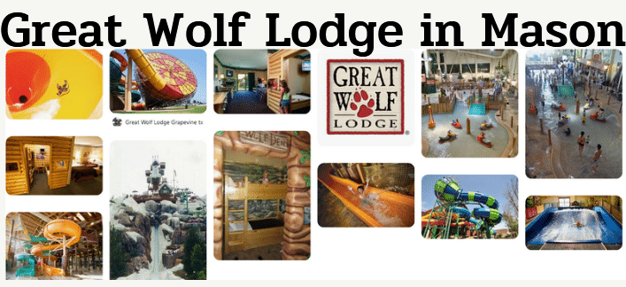 Review of the Great Wolf Lodge in Mason, Ohio