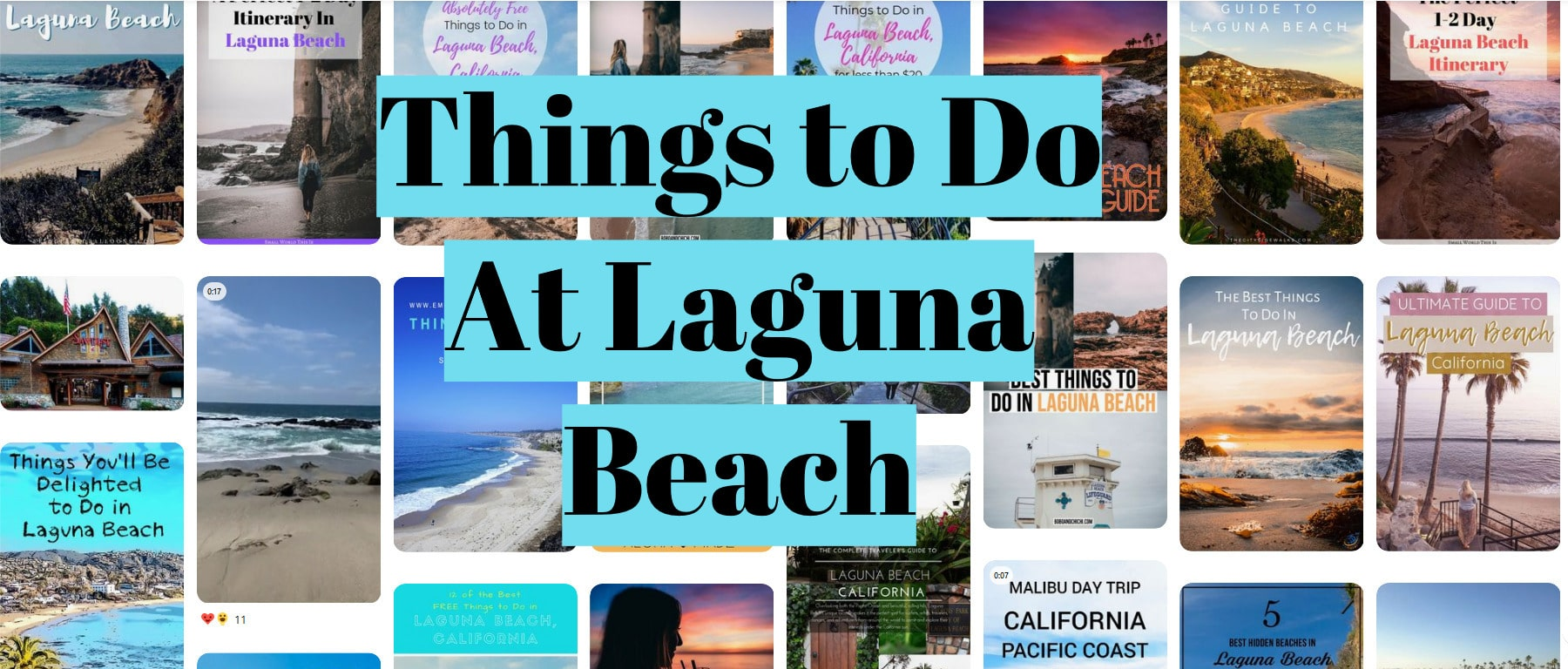 Things to Do At Laguna Beach