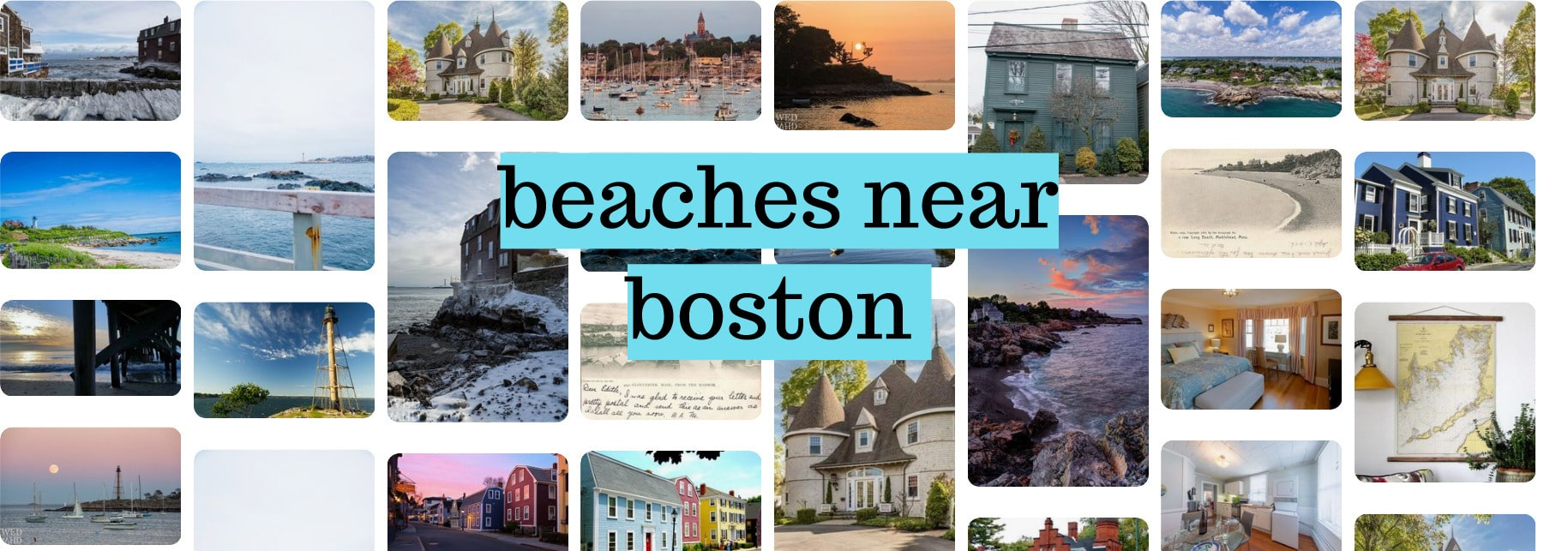 beaches near boston ma