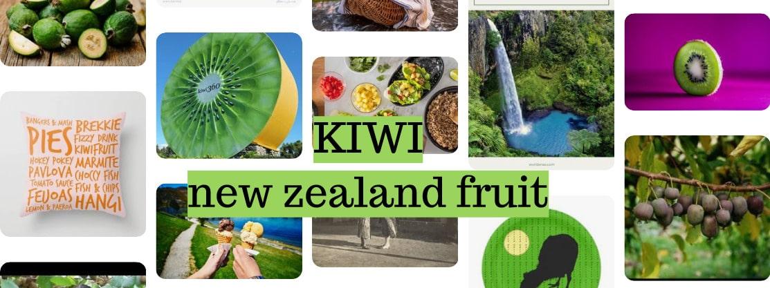 kiwi new zealand fruit