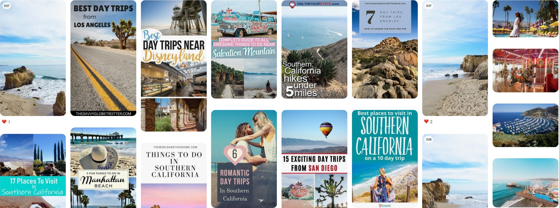 southern california day trips