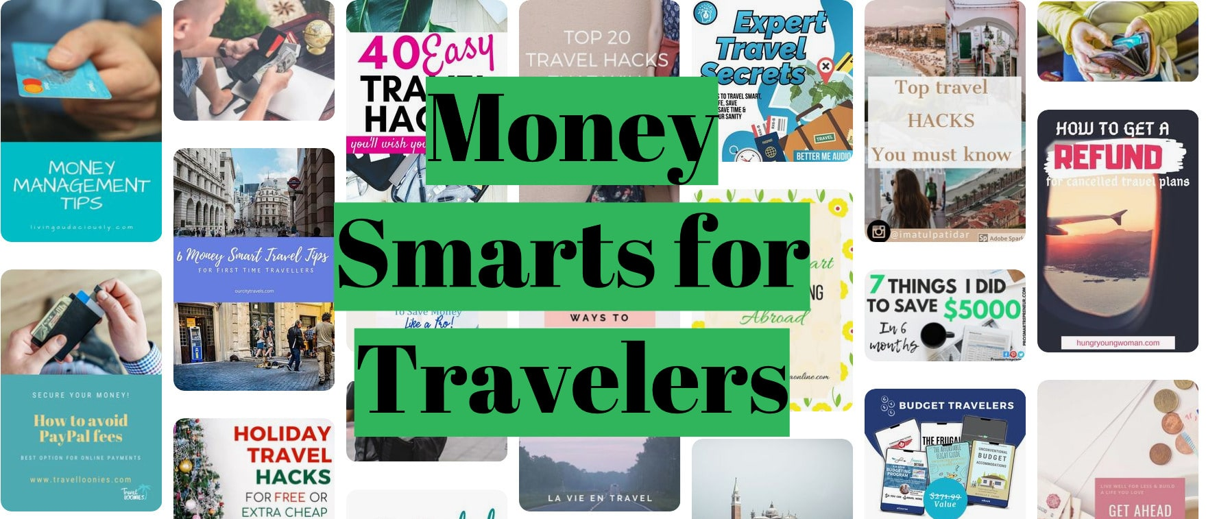 Money Smarts for Travelers