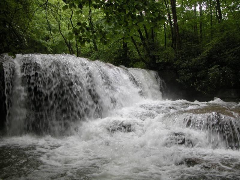 Jonathon Run Falls