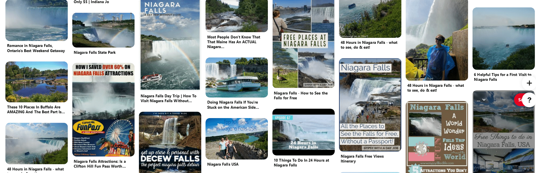 Niagara Falls: What You Don't Want to Miss