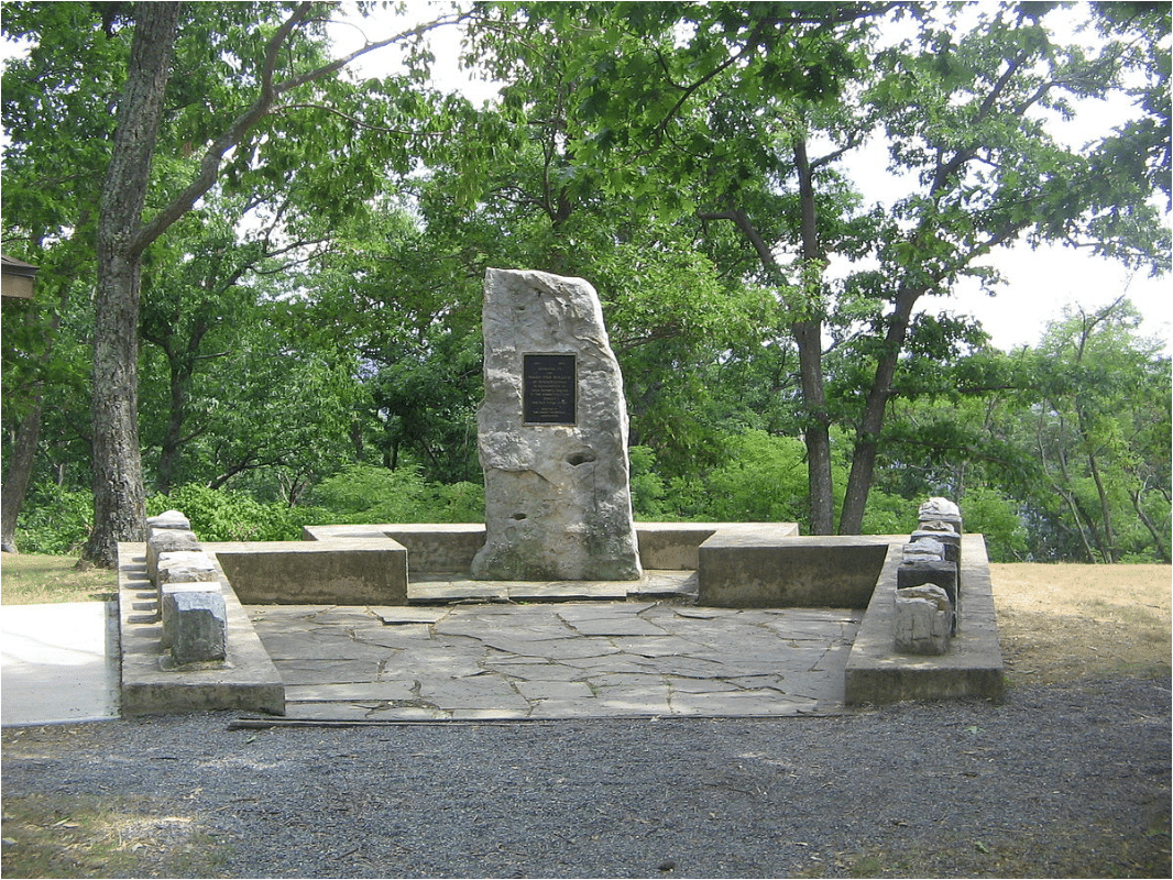 Pennsylvania State Forest Fire Wardens Monument